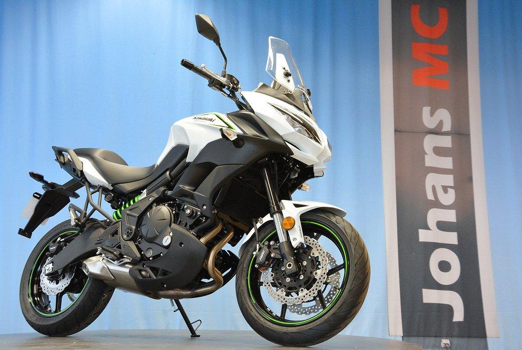 Kawasaki Versys 650 ABS Kampanjpris