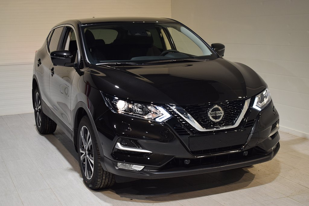 Nissan Qashqai dCi Aut N-Connecta ProPILOT CARPLAY 2020