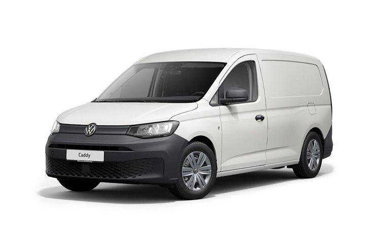 Volkswagen Caddy Maxi 122hk krok värmare Keyless
