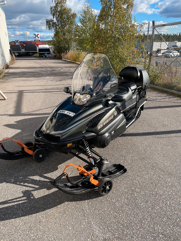 Yamaha Rs viking Pro