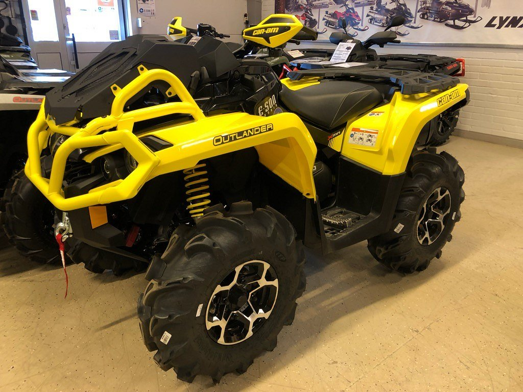Can-Am Outlander X MR 650