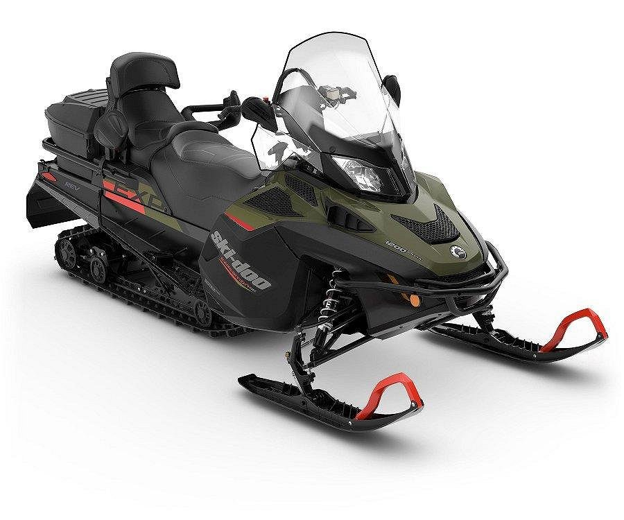 Ski-doo Expedition SE 1200 4-TEC -19