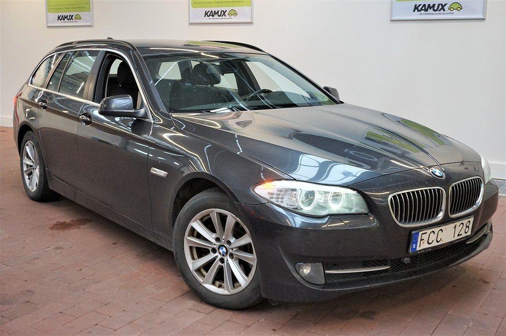 BMW 520 d Touring Drag M&K-värm S&V-hjul