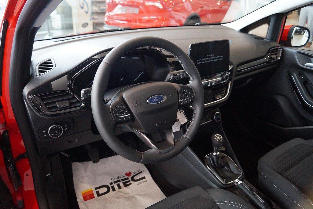 Ford Fiesta 1.0 EcoBoost 95hk Titanium 5D