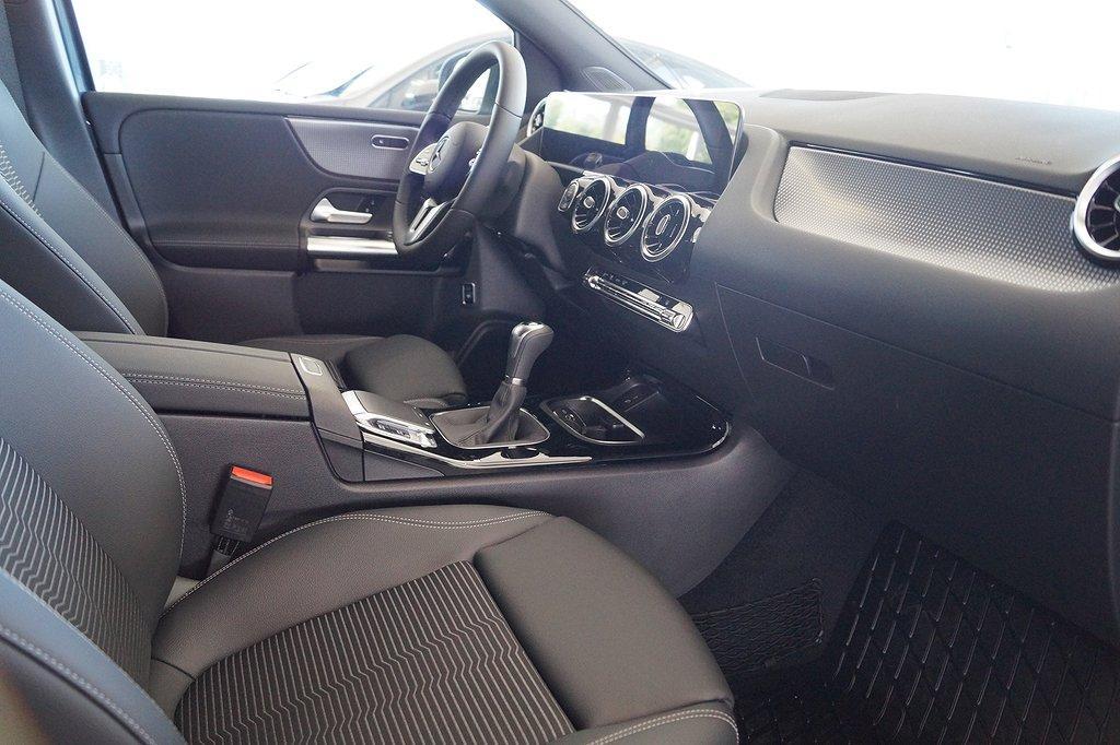 Mercedes-Benz B 200 // Infällbar dragkrok // DEMO
