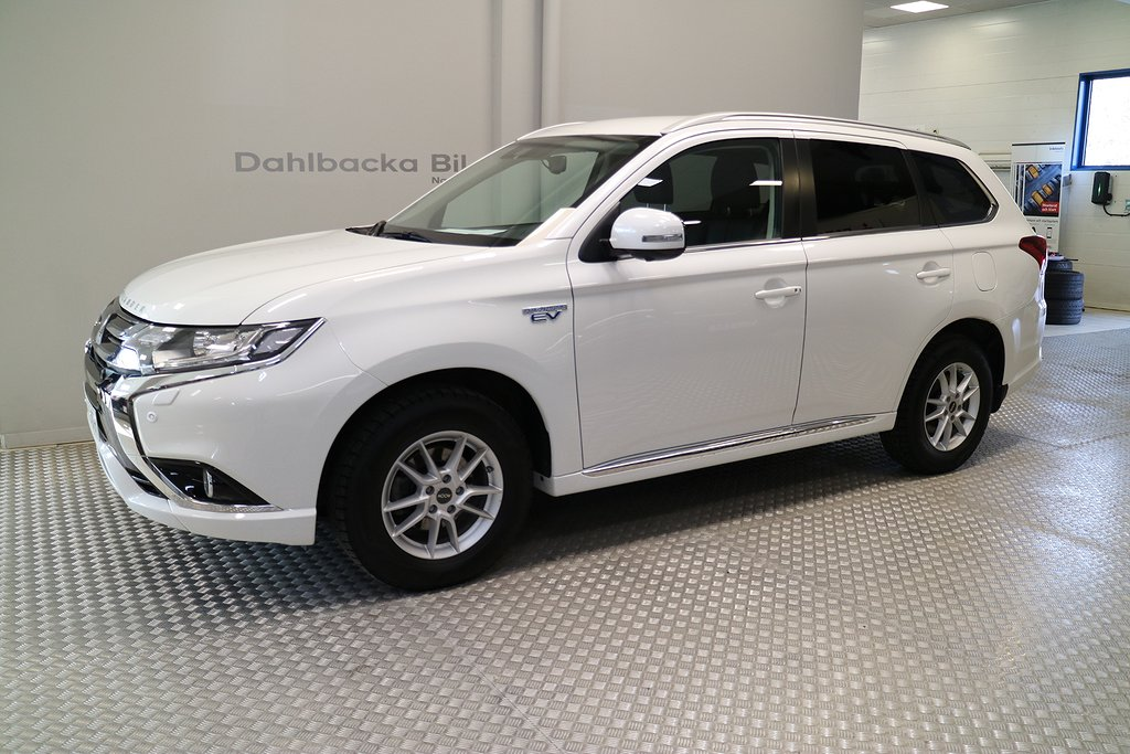 Mitsubishi Outlander PHEV 2.0 Hybrid 4WD Business