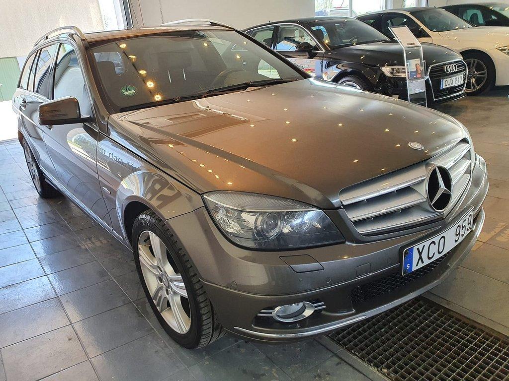 Bild till fordonet: Mercedes-Benz C