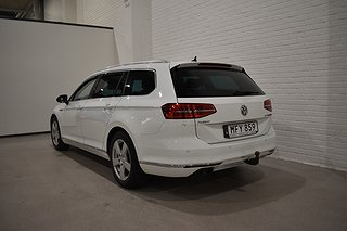 VW Passat 2.0 TDI Sportscombi 4MOTION (190hk) Executive