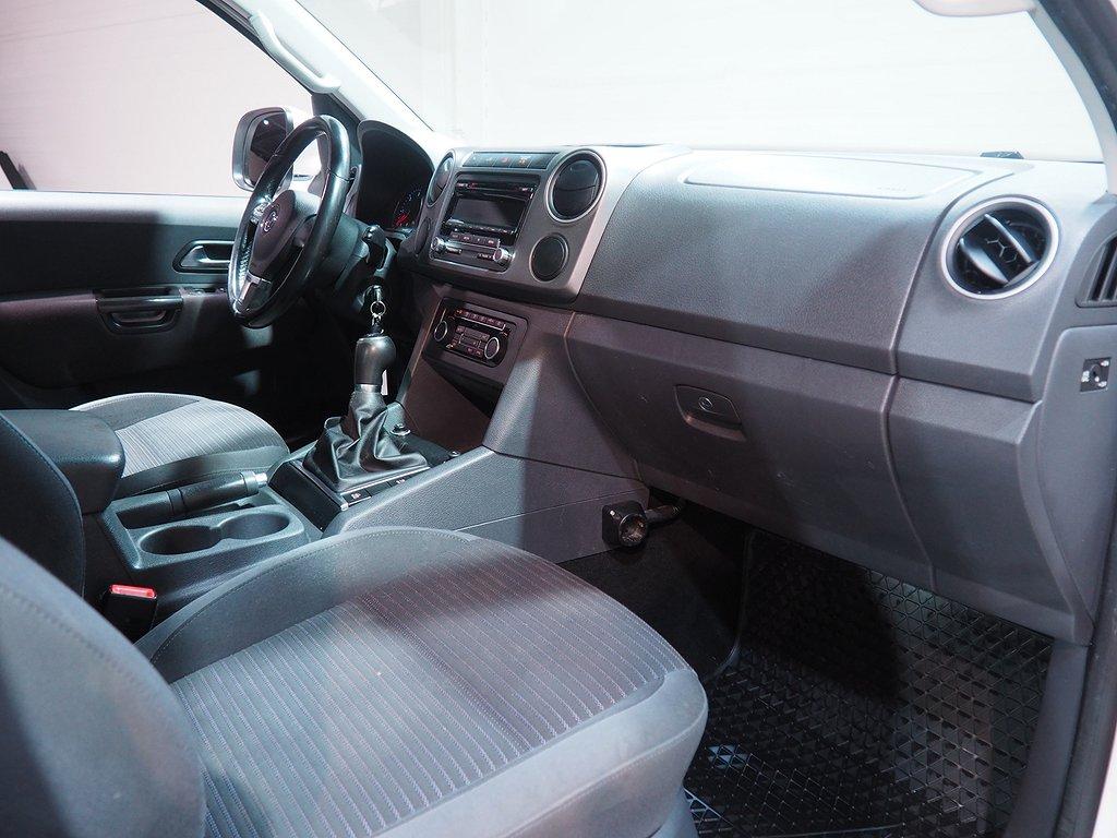 Volkswagen Amarok 2.0 BiTDI 4Motion A-Traktor 2013