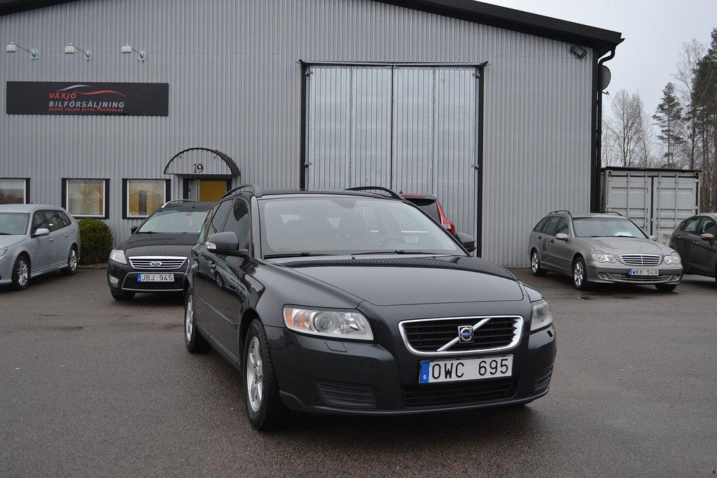 Volvo V50 1.8 Flexifuel NYBES 125hk