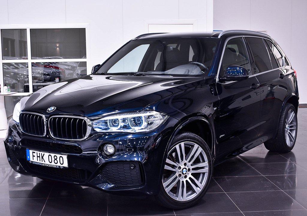 BMW X5 xDrive30d M Sport Euro 6 7-sits |Head Up Display|Drag