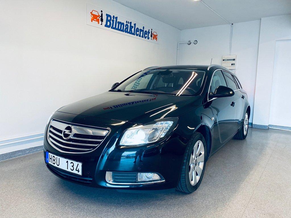 Opel Insignia Sports Tourer 2.0 CDTI ecoFLEX 160hk #SÅLD
