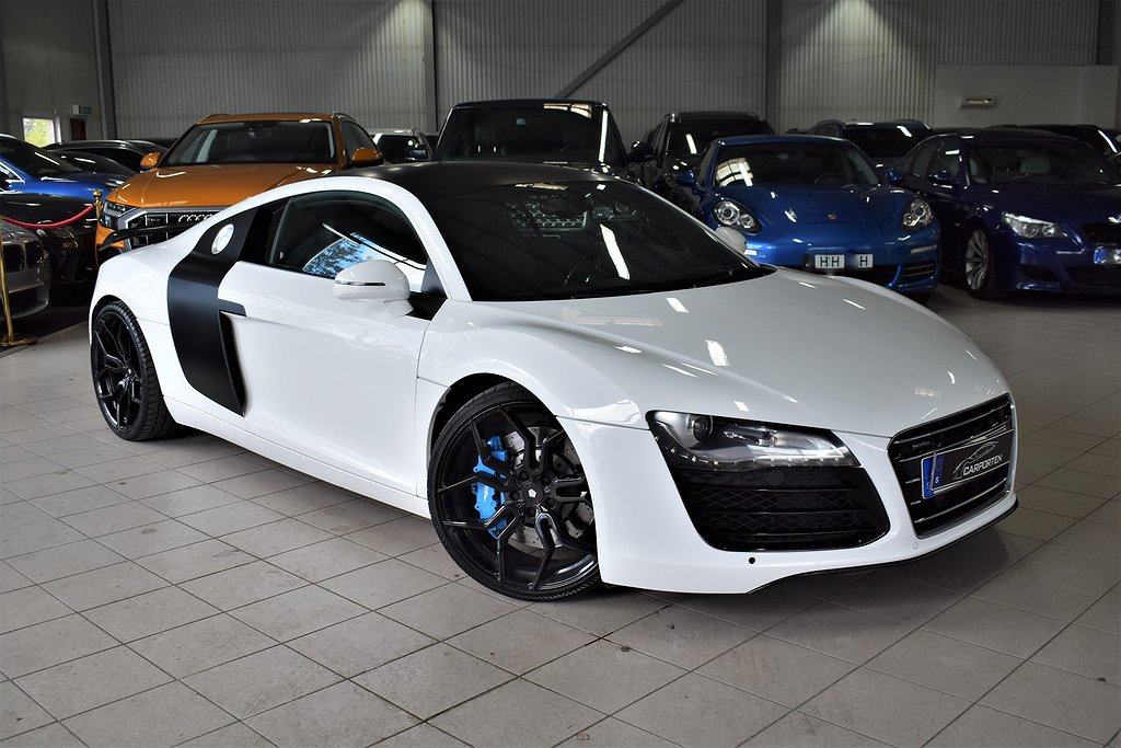 Audi R8 4.2 FSI AUT MAGNETIC RIDE V10 OPTIK