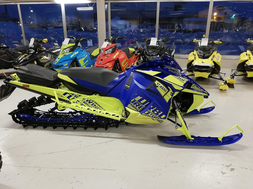 "Yamaha S.Winder MTX 153"" LE"