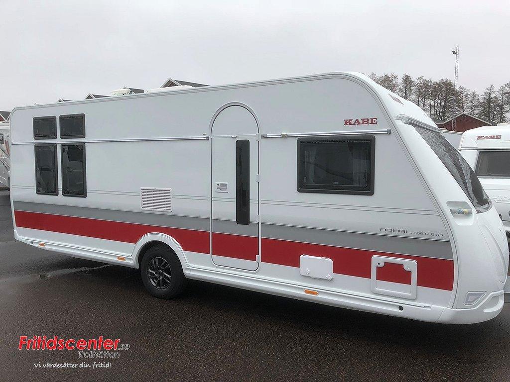 Kabe Royal 600 GLE KS