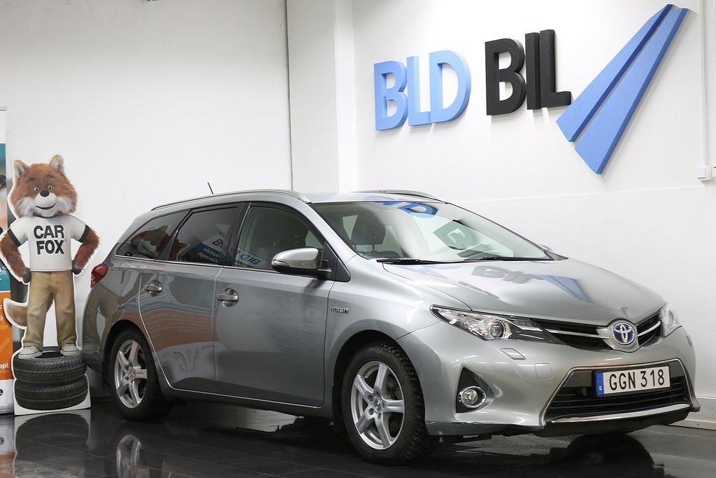 Toyota Auris 1.8 AUTO NAVI  M-VÄRMARE KAMERA 136hk