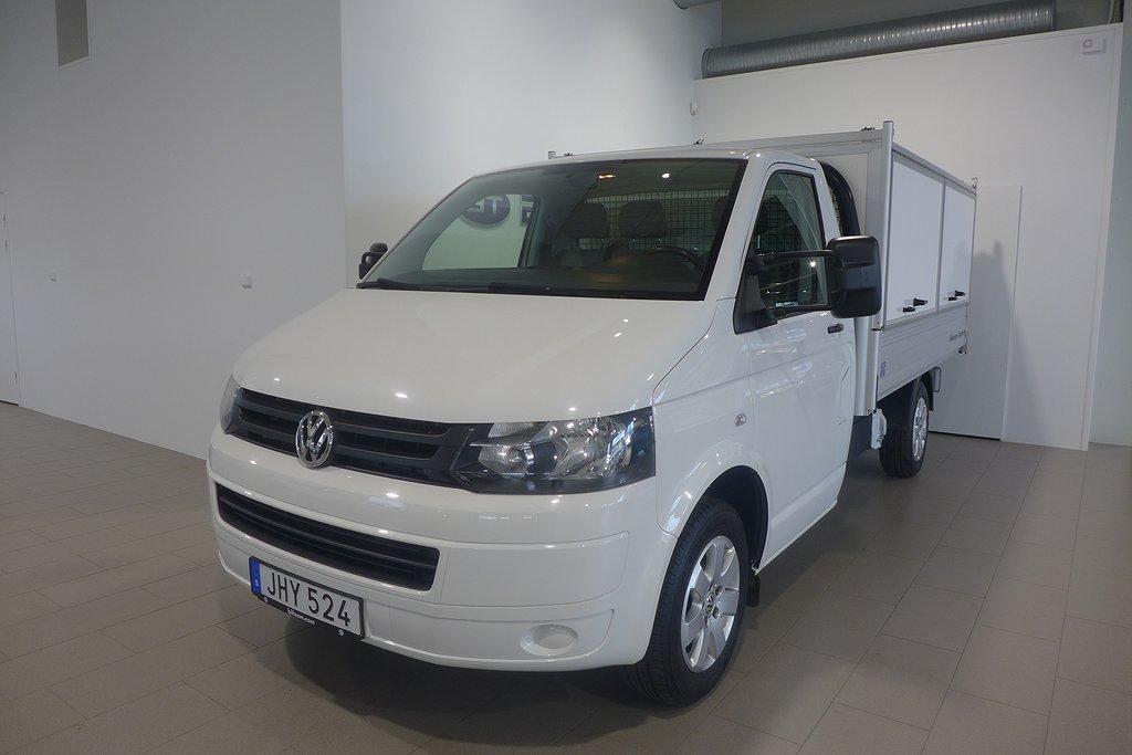Volkswagen Transporter Pick-up 340 TDI 102 Proline Drag 1-Ägare