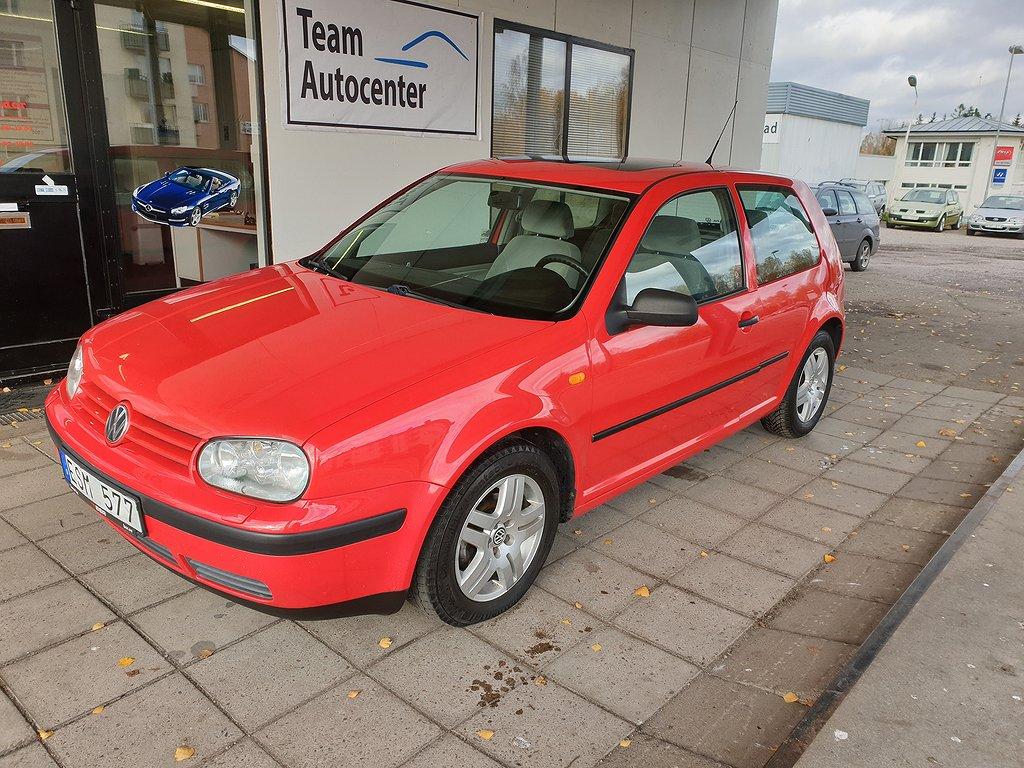 Volkswagen Golf 3-dörrar 1.6 Comfort, Comfortline 100hk