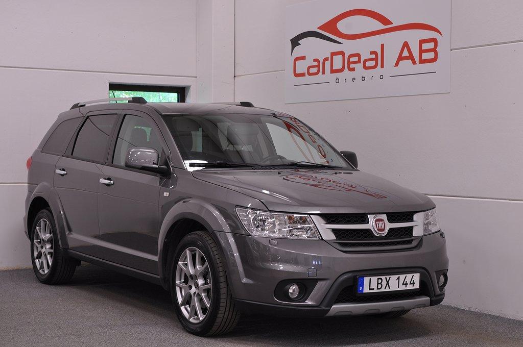 Fiat Freemont 2.0 Multijet 4x4 *7-sits *Navi *DvD *Alpine