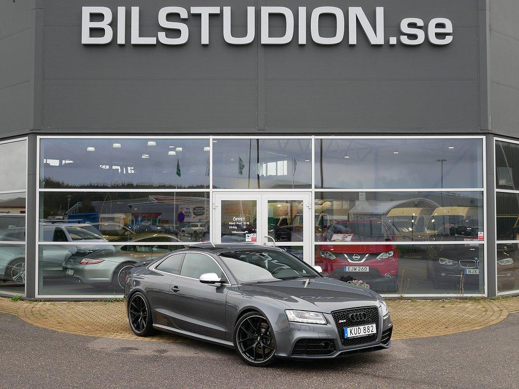 Audi RS5 5 Coupé 4.2 FSI V8 quattro S Tronic 450hk