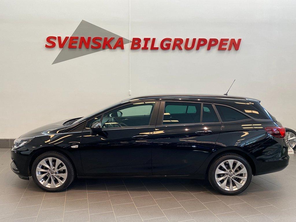 Opel Astra  1.0 EDIT ecoFLEX Eu6 Drag LM S+V-Hjul