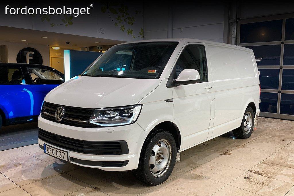 Volkswagen Transporter 2.0 TDI 204hk 4M D-värm