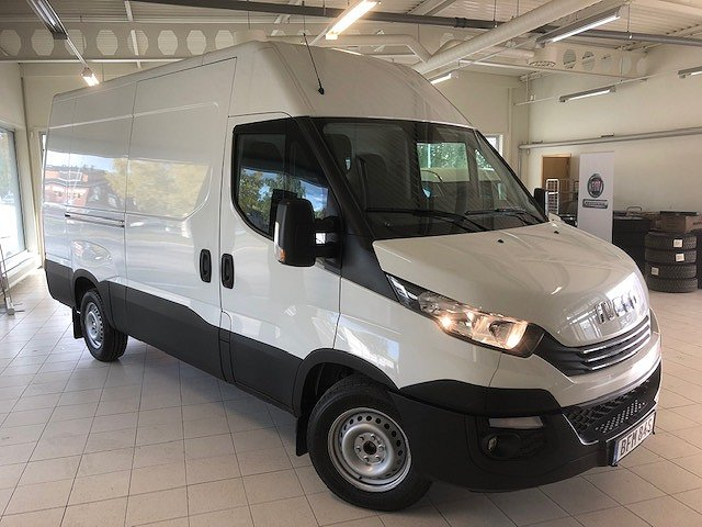 Iveco Daily Kampanj Auto 35S14A8, levereras, lågskatt