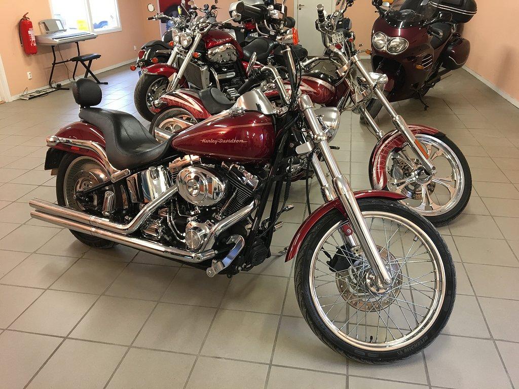 Harley-Davidson Softail Deuce FXSTD