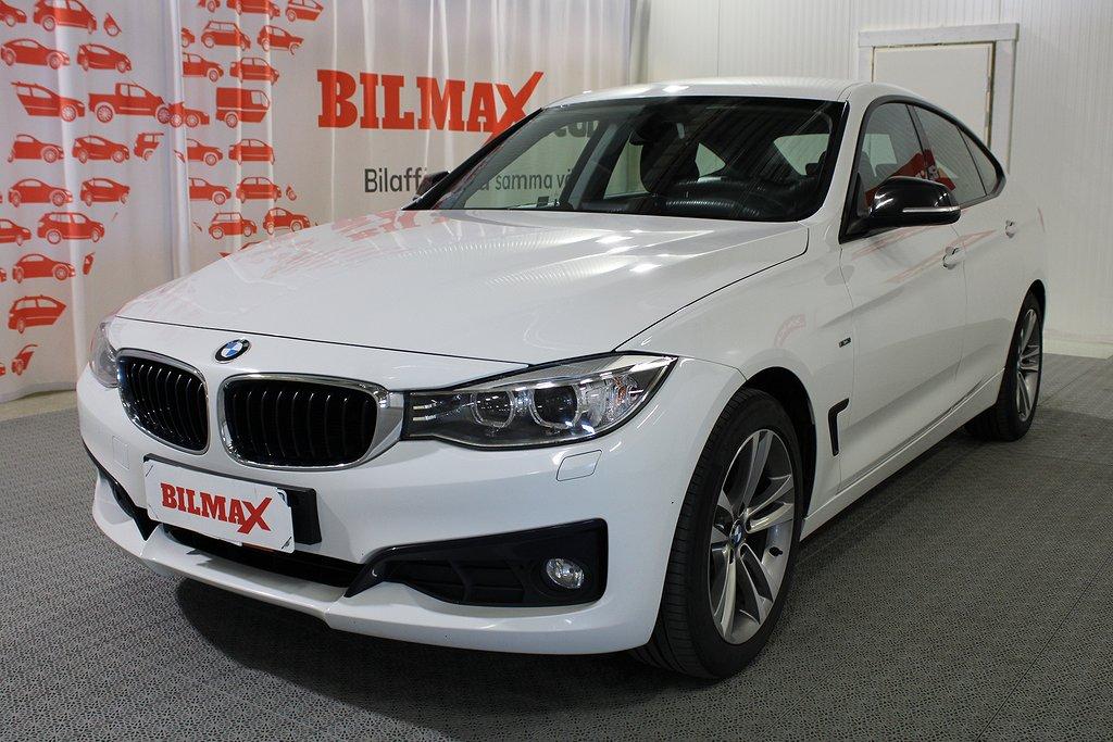 BMW 320 Gran Turismo X-Drive