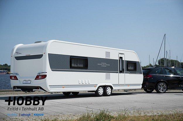 Hobby 720 UKFe Prestige ALDE 3 Våningssäng