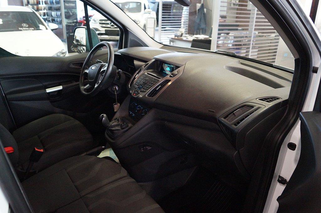 Ford Connect L1 1.6 TDCi 95hk Trend 3sits, Drag, V-hjul