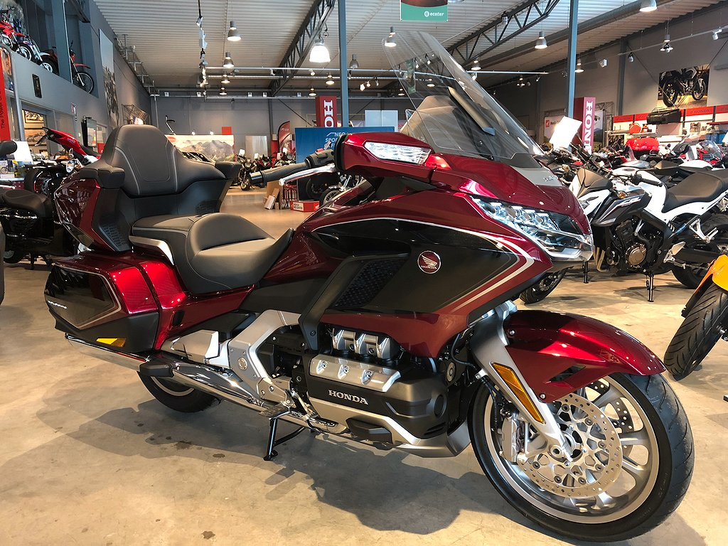 Honda GL1800 Goldwing Tour DCT Airbag