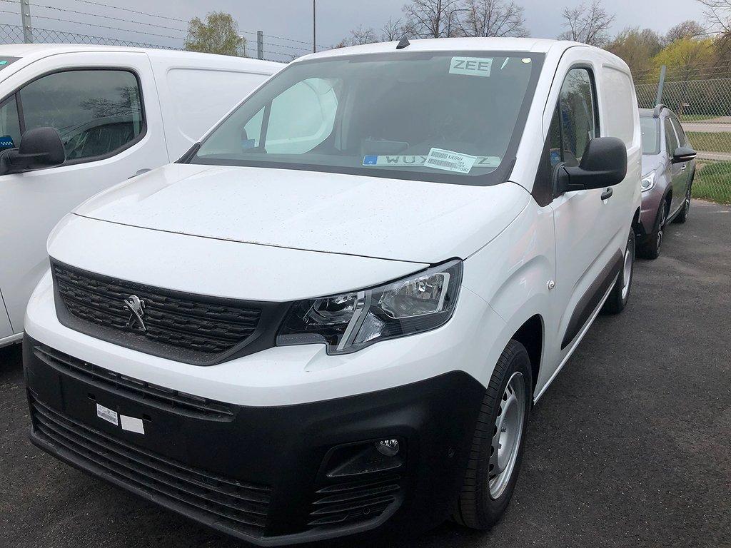 Peugeot NYA Partner PRO+ L2 130 hk Diesel 8-stegad Automat och snabb lev
