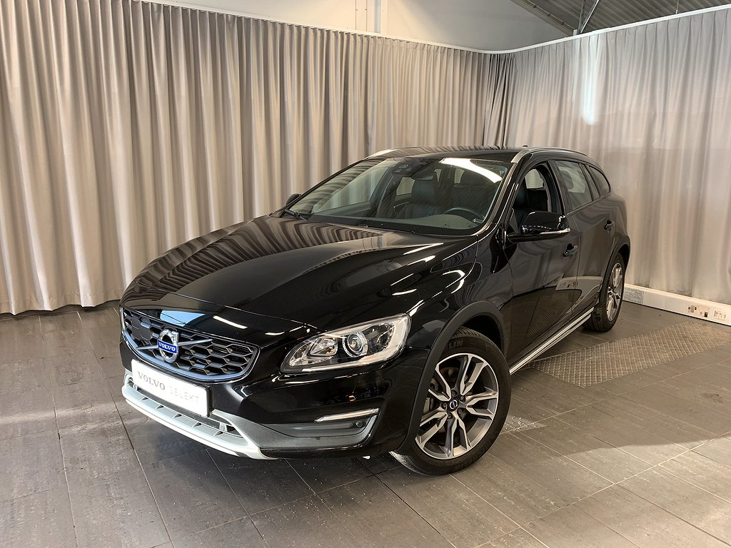 Volvo V60 Cross Country D3 Classic Pro
