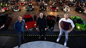 "Chris Harris, Paddy McGuinness och Andrew ""Freddie"" Flintoff leder brittiska Top Gear."
