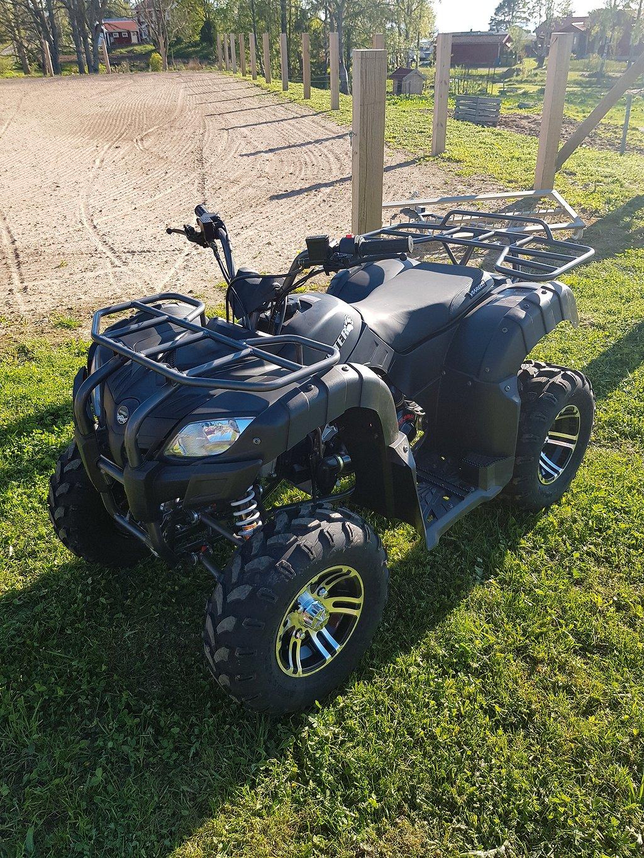 Viarelli Hunter 150cc OMG LEV / Gränna ATV