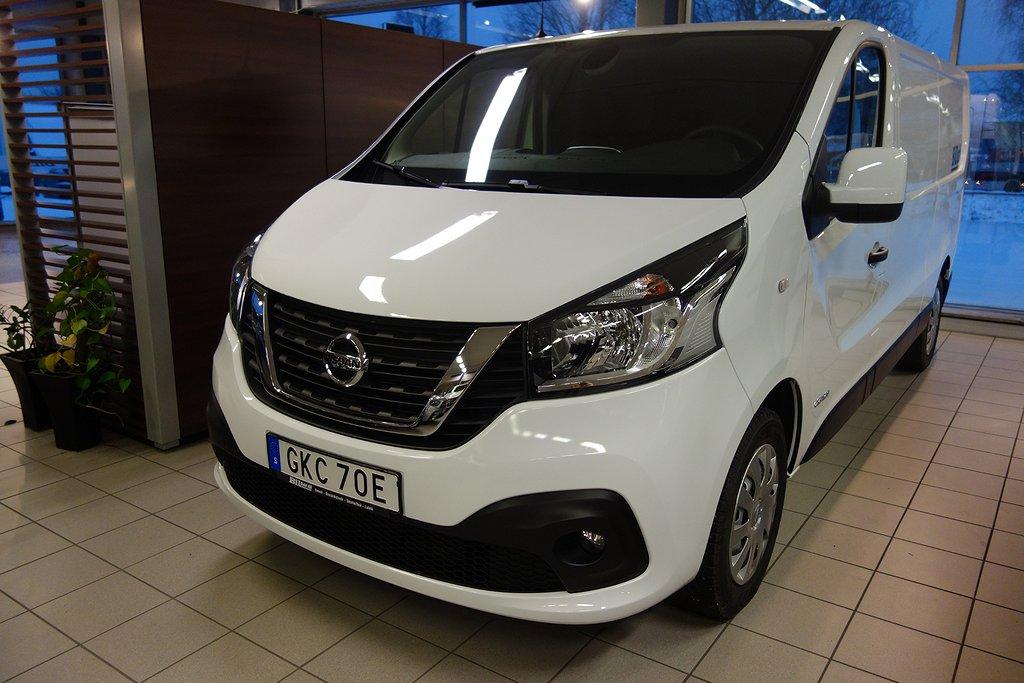 Nissan NV300 Van 2.0d, L2H1, Aut, Working Star 145hk, V-hjul