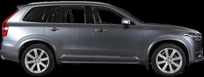 Modellbild av en Volvo XC90