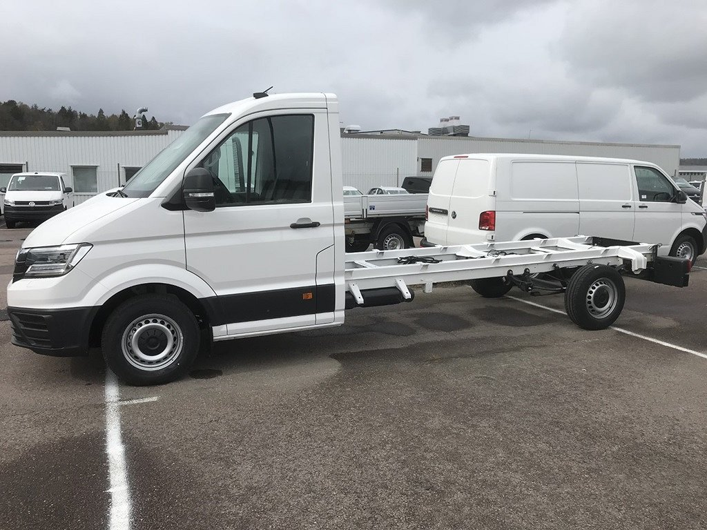 Volkswagen Crafter 35 CHAS 35 CHASSIS SINGLE C