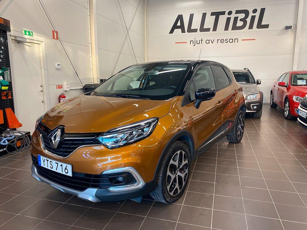 Renault Captur 1.2 DCT Intens TCE 120HK Euro 6 /KAMERA/GPS