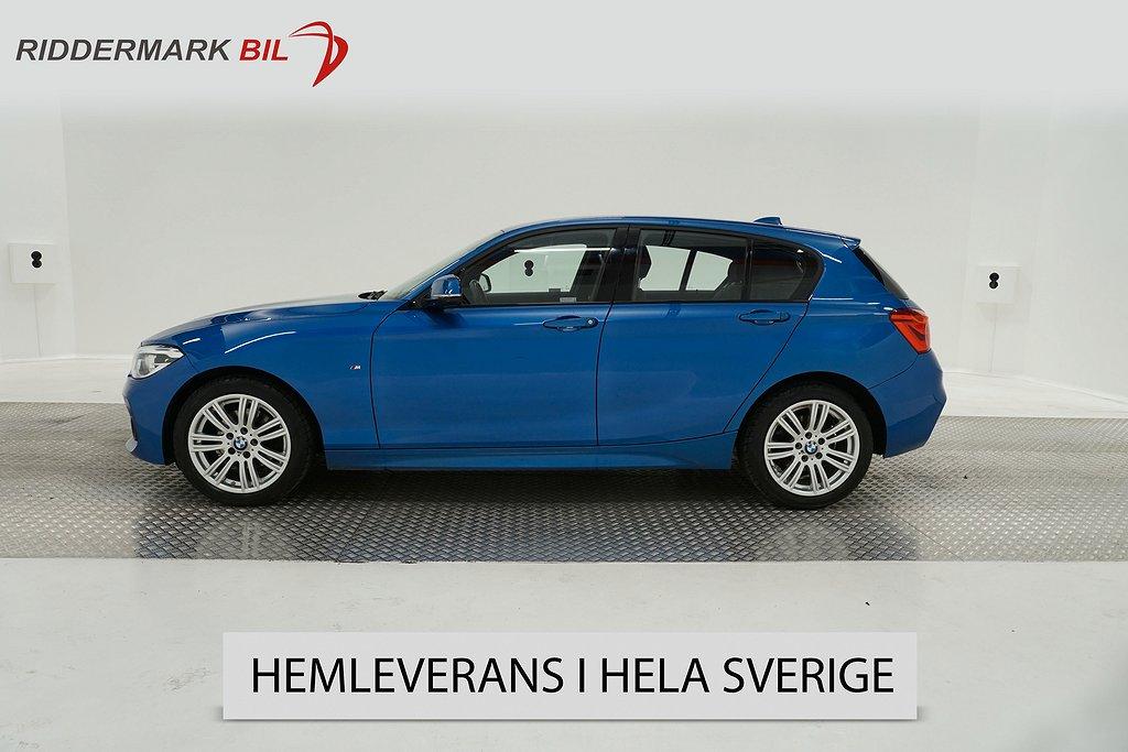 BMW 118d xDrive 5dr, F20 (150hk)