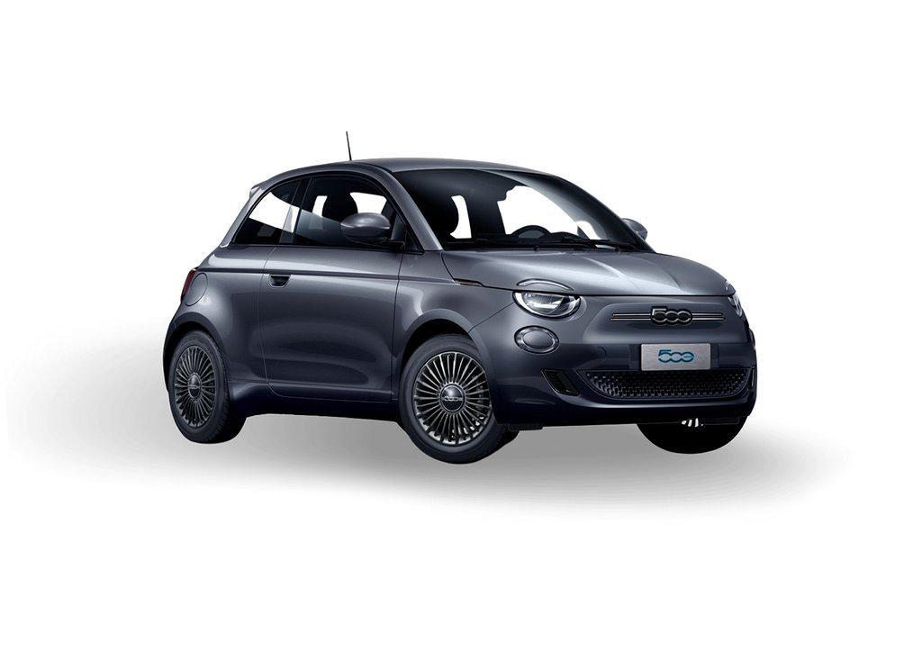 Fiat 500 e ICON 320km 95hk