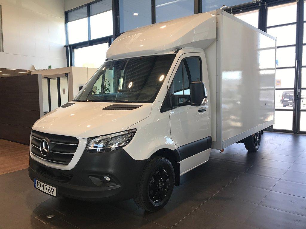 Mercedes-Benz Sprinter 314 volymskåp Lastvikt 1170kg