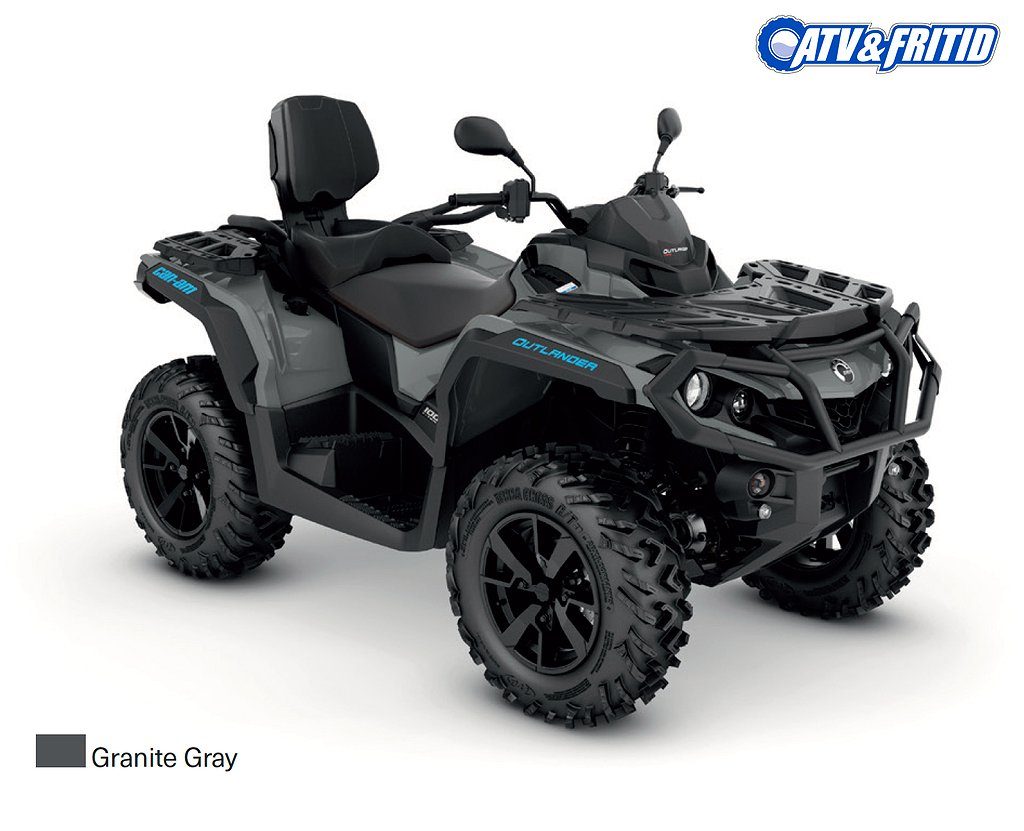 Can-Am OUTLANDER MAX DPS 1000 T