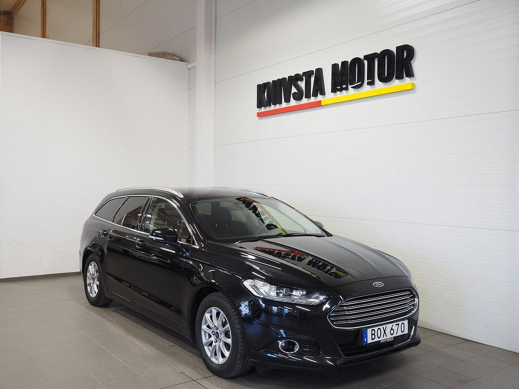 Ford Mondeo Kombi 1.5 EcoBoost GAS AUT  165hk 2019