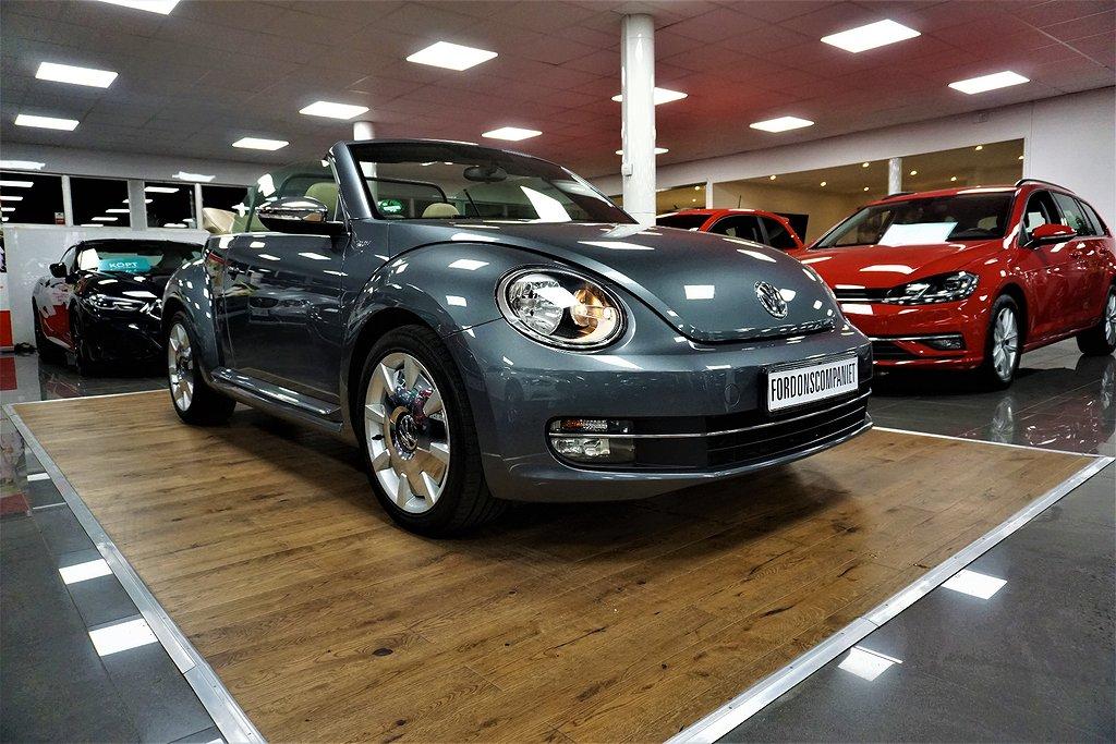Volkswagen Beetle  Beetle Cabriolet, TSI , Manuell