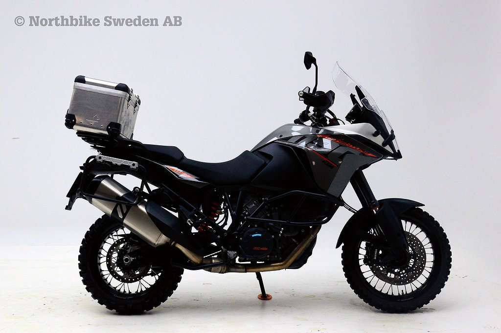 "KTM 1190 adventure  ""Fri hemleverans"""