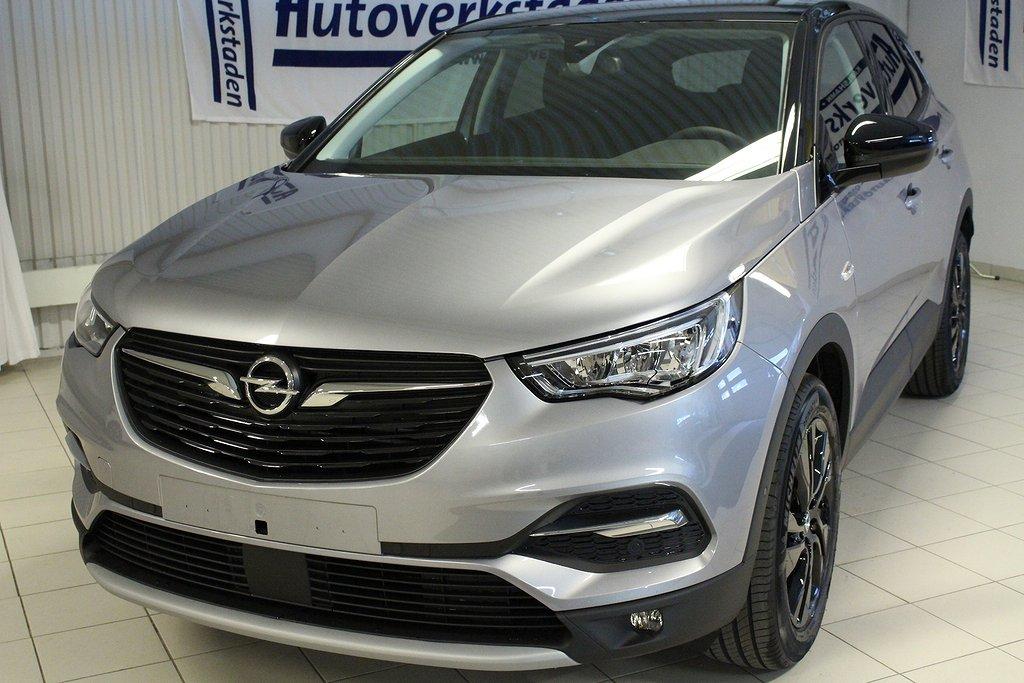 Opel Grandland X DESIGN LINE P130 AT8 PLUS
