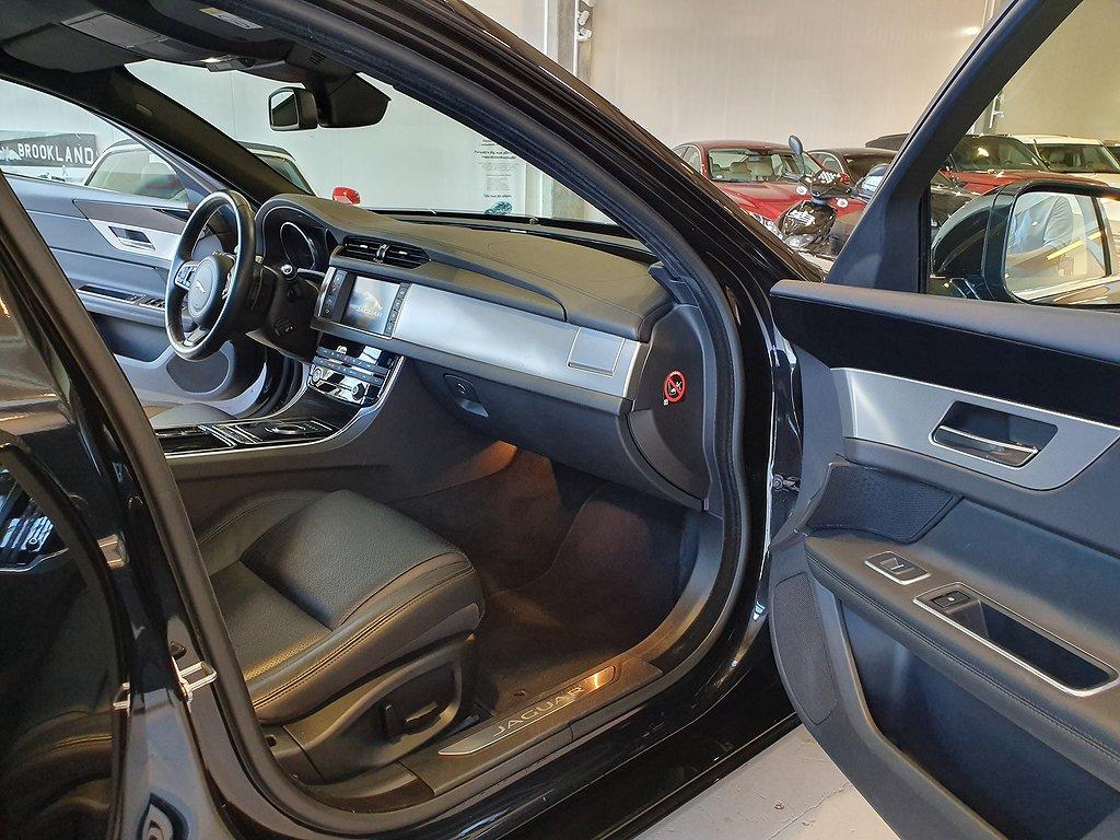 Jaguar XF 20d Prestige 180hk