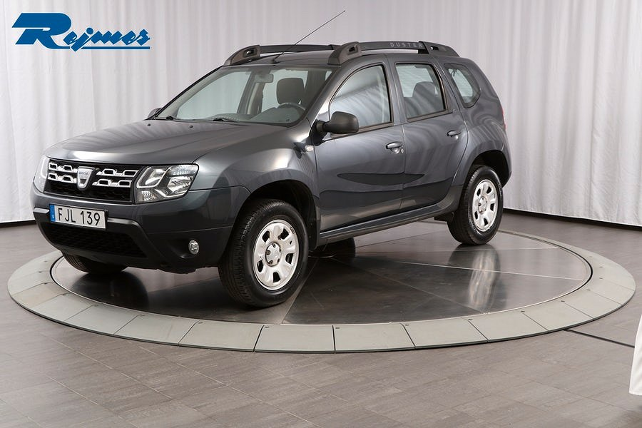 Dacia Duster 4x2 ph II 1.2 TCe Laureate
